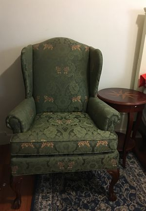 Beautiful upholstered armchair ! for Sale in Rockville, MD