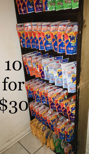 Laundry pods for Sale in Universal City, TX