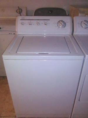 KENMORE WASHER SUPER CAPACITY **DELIVERY AVAILABLE TODAY** for Sale in St. Louis, MO