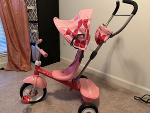 Radio flyer bicycle for kids - cycle - very good condition for Sale in Vienna, VA