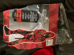 Fire dragon ninja costume for Sale in San Diego, CA