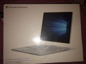 Microsoft Surface Book; BRAND NEW for Sale in Philadelphia, PA