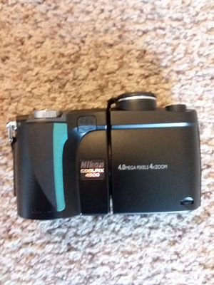 Nikon CoolPix 4500 Digital Camera + Accessories for Sale in Bakersfield, CA