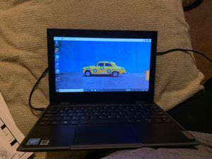 Lenovo 100e 2nd generation laptop for Sale in Colton, CA