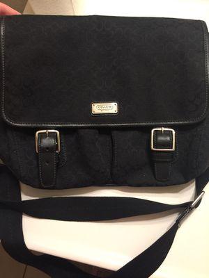 Coach messenger bag for Sale in Goodyear, AZ