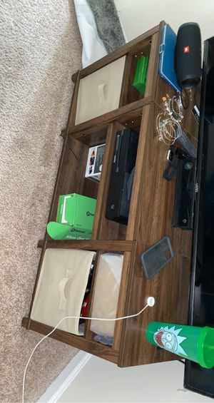 55 inch Tv stand for Sale in Ellicott City, MD