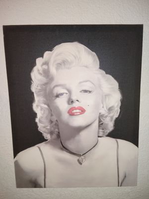 Marilyn Monroe Canvas for Sale in Manteca, CA