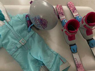 American Girl Doll Ski Set for Sale in Tacoma,  WA