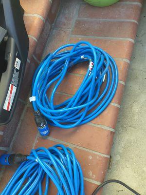 Heavy duty extension cables for Sale in Pico Rivera, CA