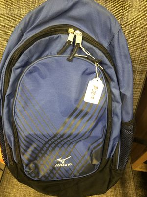 Mizuno Baseball Backpack for Sale in Claremont, CA