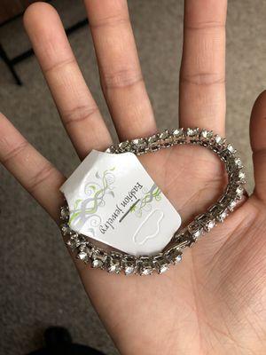 18 karat Tennis Bracelet for Sale in Seattle, WA