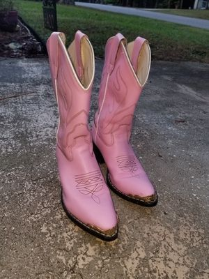 Girls boots for Sale in Inverness, FL