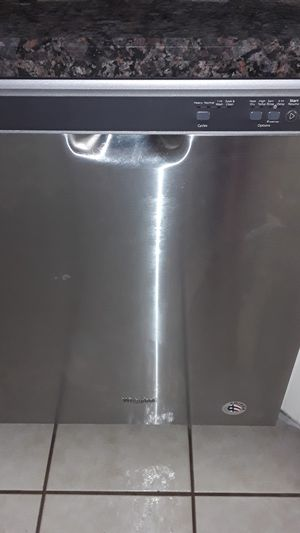 Whirlpool Dishwasher - Stainless Steel - Energy Efficient Verified for Sale in Houston, TX