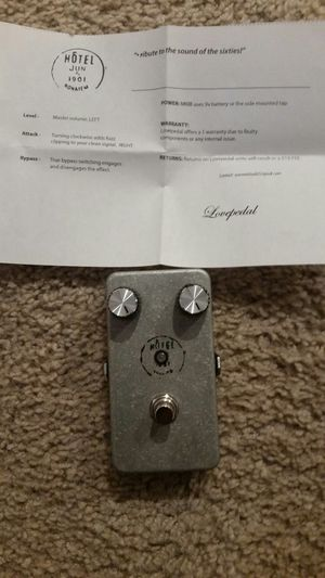 Lovepedal Tone Bender MKIII for Sale in Orting, WA