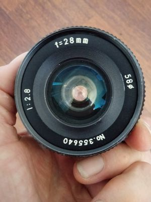 Vintage Formula 5 MC 28mm F2.8 in M-42 Screw-mount PERFECT for Sale in Chino, CA