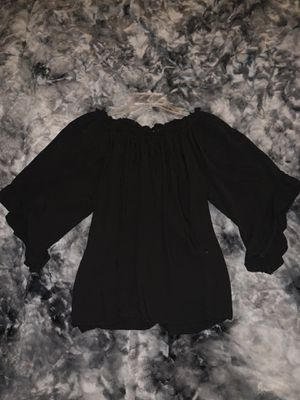 Black blouse for Sale in Norco, CA