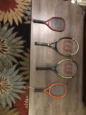 Tennis Racquets/Rackets for Sale in San Marcos, CA