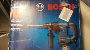 Rotary hammer bosh new for Sale in Traverse City, MI