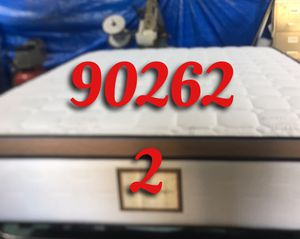 "12"" thick foam Encase 1 Sided Pillow Top mattress. Not rebuild. All new materials. Price includes tax and local delivery. Cash only. Twin Mattre for Sale in Paramount, CA"