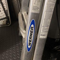 Werner 13' Folding Ladder for Sale in Beaverton,  OR