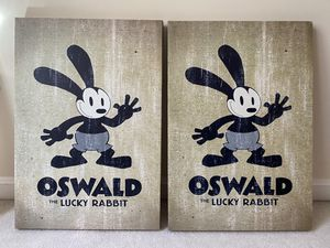 """""""Brand New"""" Disneys Oswald The Lucky Rabbit Collectors '07 Edition for Sale in Bristow, VA"""