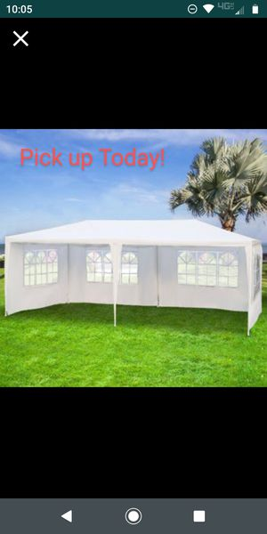 10' x 20' Wedding Canopy Gazebo Tent 🏕️⛺ for Sale in Woodland Hills, CA