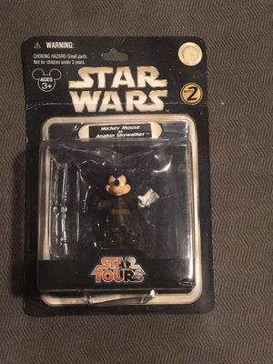 Collectible Disney Mickey Mouse Star Wars figure NIB for Sale in Mount Prospect, IL