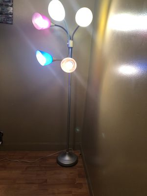 3 for $50 (5-light Floor Lamp) for Sale in Philadelphia, PA
