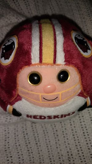 Washington Redskins Ty Beanie Ballz for Sale in North Little Rock, AR