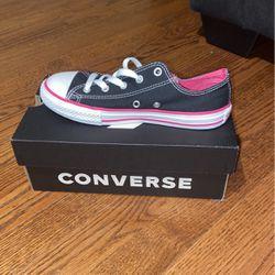 Pink, Black, And White Converse for Sale in La Grange,  IL