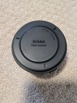 Sigma MC-11 Adapter for Sale in Kirkland,  WA