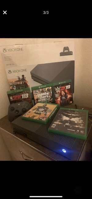 Xbox one for Sale in Brentwood, CA