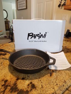 Parini cast iron skillet for Sale in Santee, CA