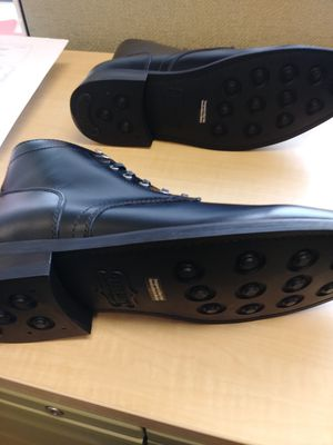 Brand New Never Worn Thursday Boot Co Black Presidents for Sale in Oakland, CA