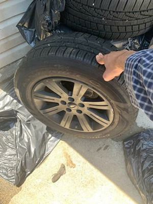 Rims and tires for Sale in Brooklyn, NY