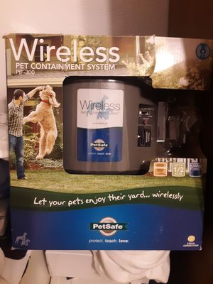 Wireless dog fence for Sale in New Alexandria, PA
