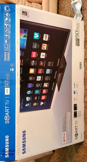 "Samsung Smart Series 6 50"" TV for Sale in Round Rock, TX"