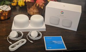 Google Nest WiFi Router and Add on Point for Sale in Edmond, OK
