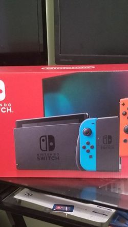 New Nintendo Switch V2 for Sale in Reston,  VA