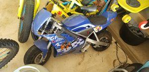 motorcycle razor pocket bike for Sale in Arnold, MO