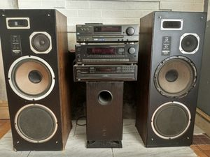 Great Sounding Stereo System for Sale in Washington, DC