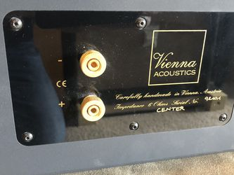 Vienna Acoustics Center Channel Speaker for Sale in Lake Oswego,  OR