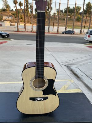 Guitar w/ Fabric Carrying Case for Sale in Pomona, CA