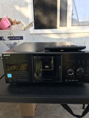 Sony Disc explorer for Sale in San Diego, CA