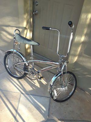 Lowrider bike 20-inch wheel for Sale in Phoenix, AZ
