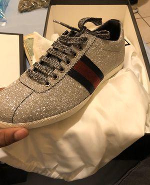 Gucci glitter shoes for Sale in Philadelphia, PA