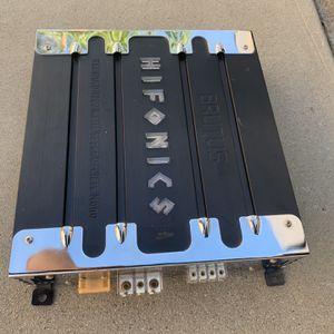 Hifonics Amp for Sale in Anaheim, CA