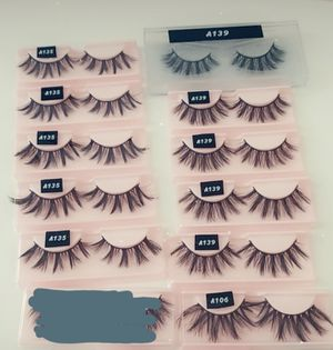 Lashes $4 each or all for $40 for Sale in Fresno, CA