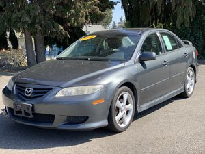 2004 Mazda 6 for Sale in Tacoma, WA