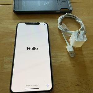 Iphone XS Max 256gb_ $599obo for Sale in Petaluma, CA